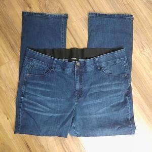 Venezia Ladies Dark Wash Jeans Size 24